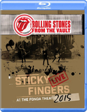 The Rolling Stones ‎/ Sticky Fingers - Live At The Fonda Theatre 2015 (Blu-ray)