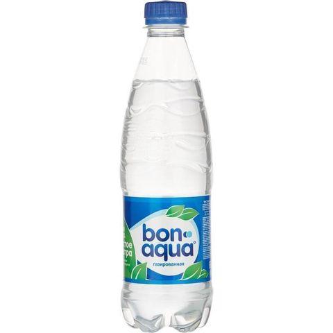 Бонаква газированная 0,5 л