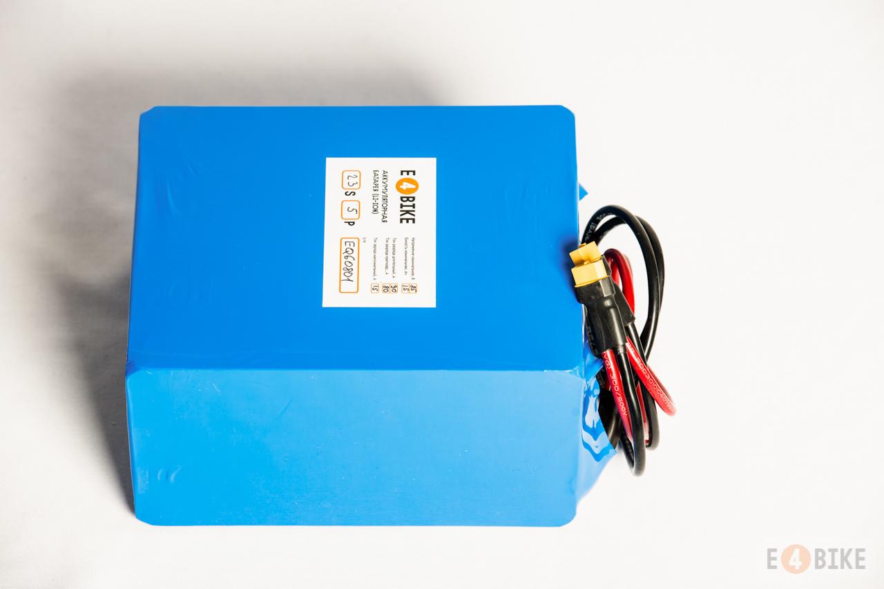 Аккумуляторная батарея 77 В 24 Ач