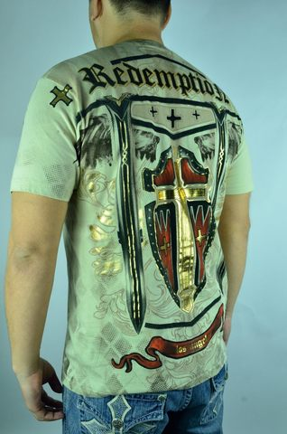 Футболка Raw State by Affliction