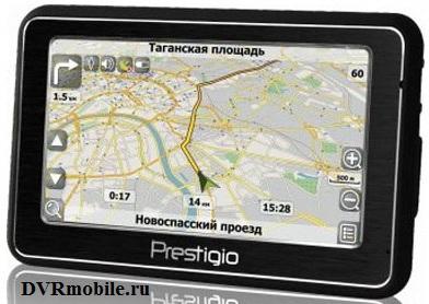 Автомобильный навигатор Prestigio 4250