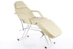 Стационарные массажные столы, кушетки косметолога Косметологическое кресло-кушетка RESTPRO Beauty-1 Cream Beauty_1_White_1_новый_размер.jpg