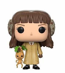Funko Pop: Harry Potter-Hermoine Granger (Herbology) Collectible Figure, Multicolor