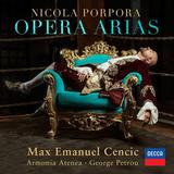 Max Cencic, Armonia Atenea, George Petrou / Nicola Porpora: Opera Arias (CD)