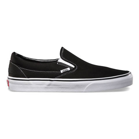 Кеды VANS Classic Slip-On (Black)