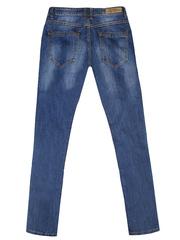 YT371 джинсы мужские, синие