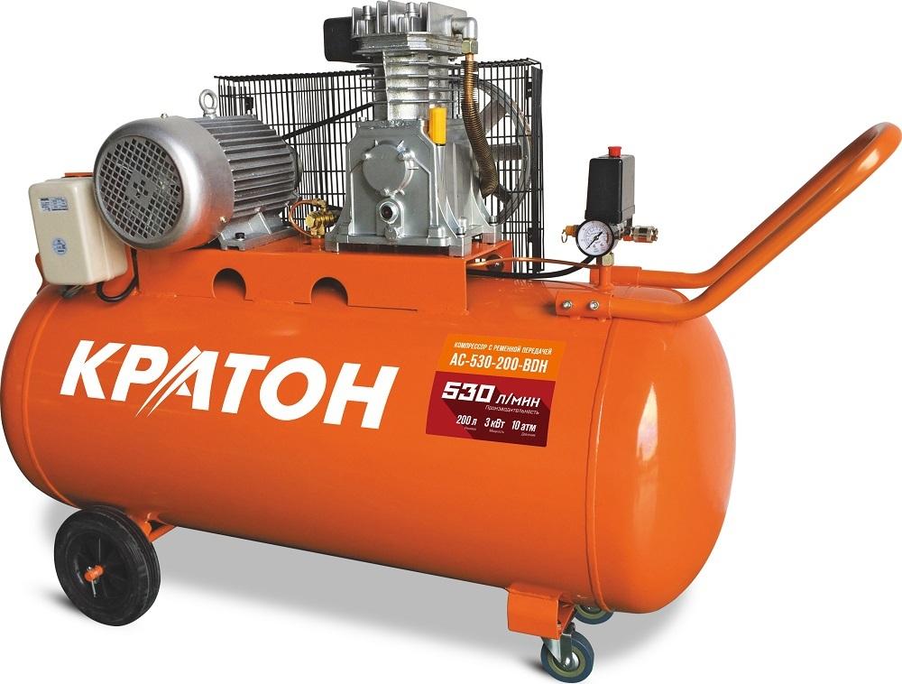 КРАТОН Компрессор с ременной передачей Кратон AC-530-200-BDH AC-530-200-BDH.jpeg