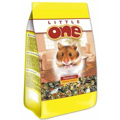 Little One корм для хомячков
