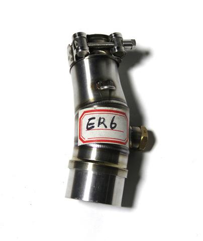 Переходник для глушителя для Kawasaki ER-6