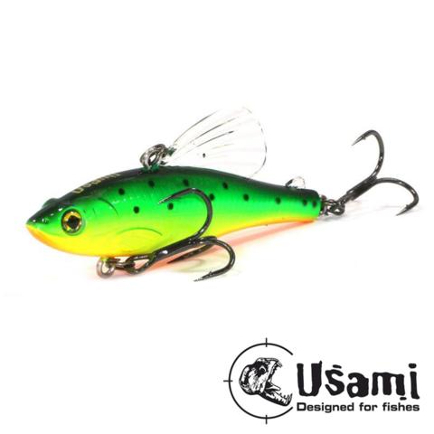 Воблер Usami Bigfin 80S #602