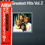 ABBA ‎/ Greatest Hits Vol. 2 (LP)