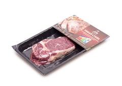 Стейк Рибай охлажденный из Уругвайской говядины, 250г
