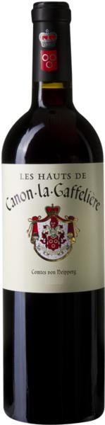 Chateau Canon La Gaffeliere Les Hauts de Canon-Gaffeliere