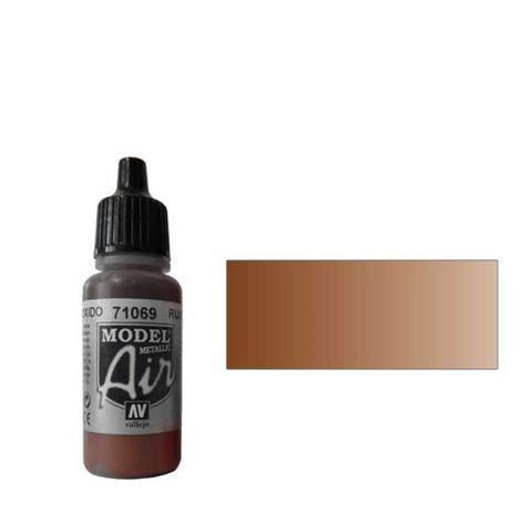 069 Краска Model Air Ржавчина (Rust) металлик, 17мл
