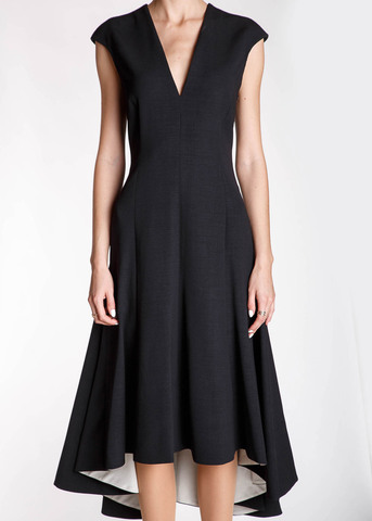 Платье из шерсти STELLA MCCARTNEY