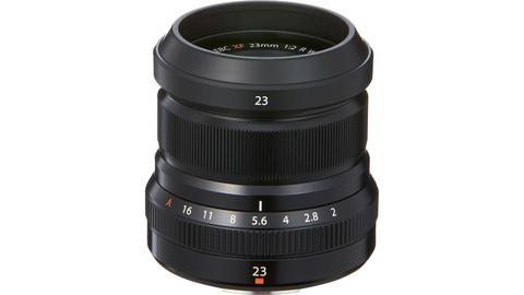 Fujifilm XF 23mm f/2 R