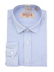 Рубашка для мальчиков в клетку