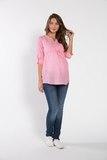 Туника для беременных 07151 розовый