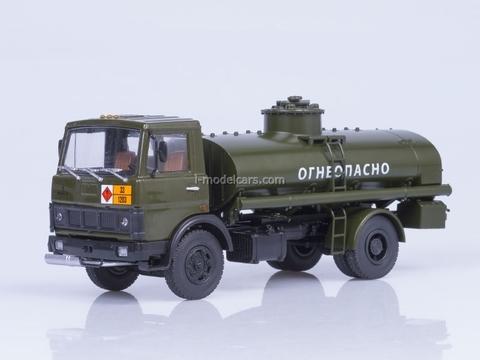 MAZ-5337 AC-9 fuel tanker khaki 1:43 AutoHistory