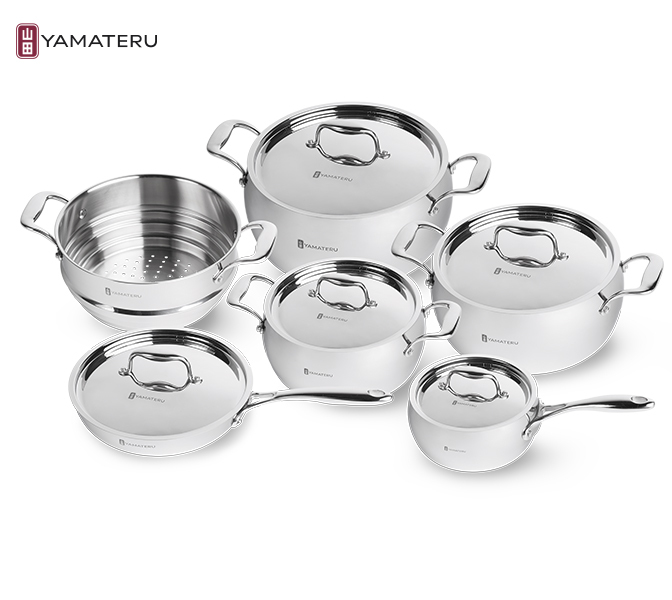 Набор посуды 11 предметов Yamateru Haru 4991009