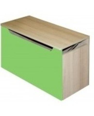 Ящик для игрушек БАРБАТЕ зелёный