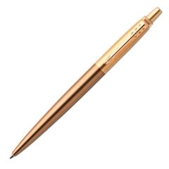 Шариковая ручка Parker Jotter Premium, West End Brushed GT 1953203
