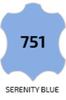 751 Краситель SNEAKERS PAINT, стекло, 25мл. (нежно-голубой)