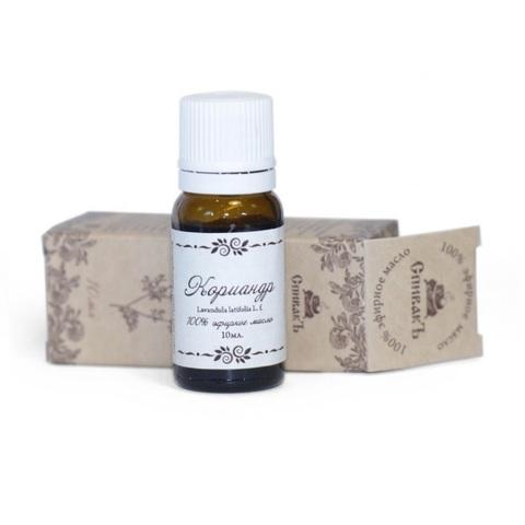 Эфирное масло Кориандра | Спивакъ