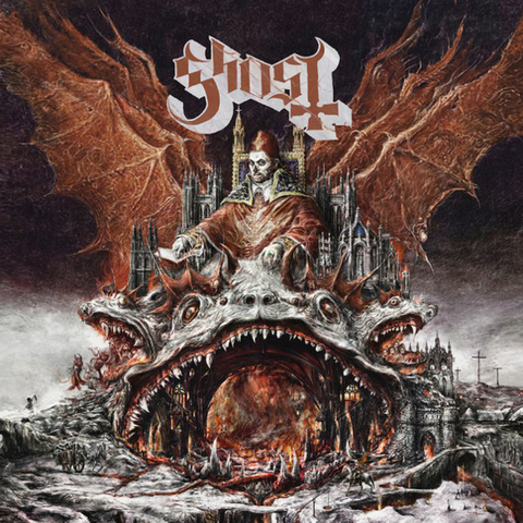 Ghost / Prequelle (CD)