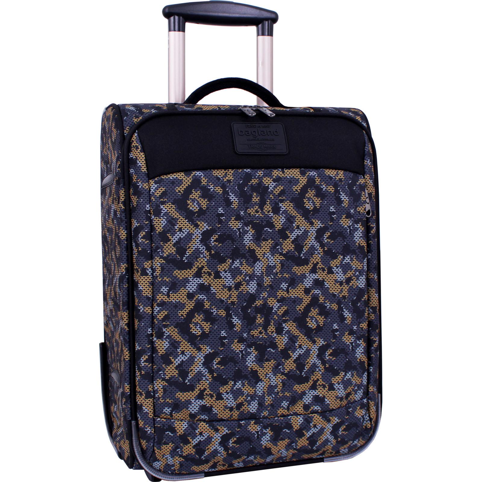Дорожные чемоданы Чемодан Bagland Vichenzo 32 л. сублімація 455 (0037666194) IMG_4106_суб.455_.JPG