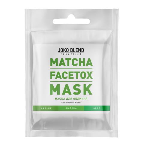 Маска для лица Matcha Facetox Mask Joko Blend 20 гр