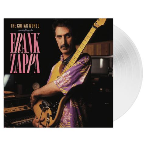 Frank Zappa Quot The Guitar World According To Frank Zappa