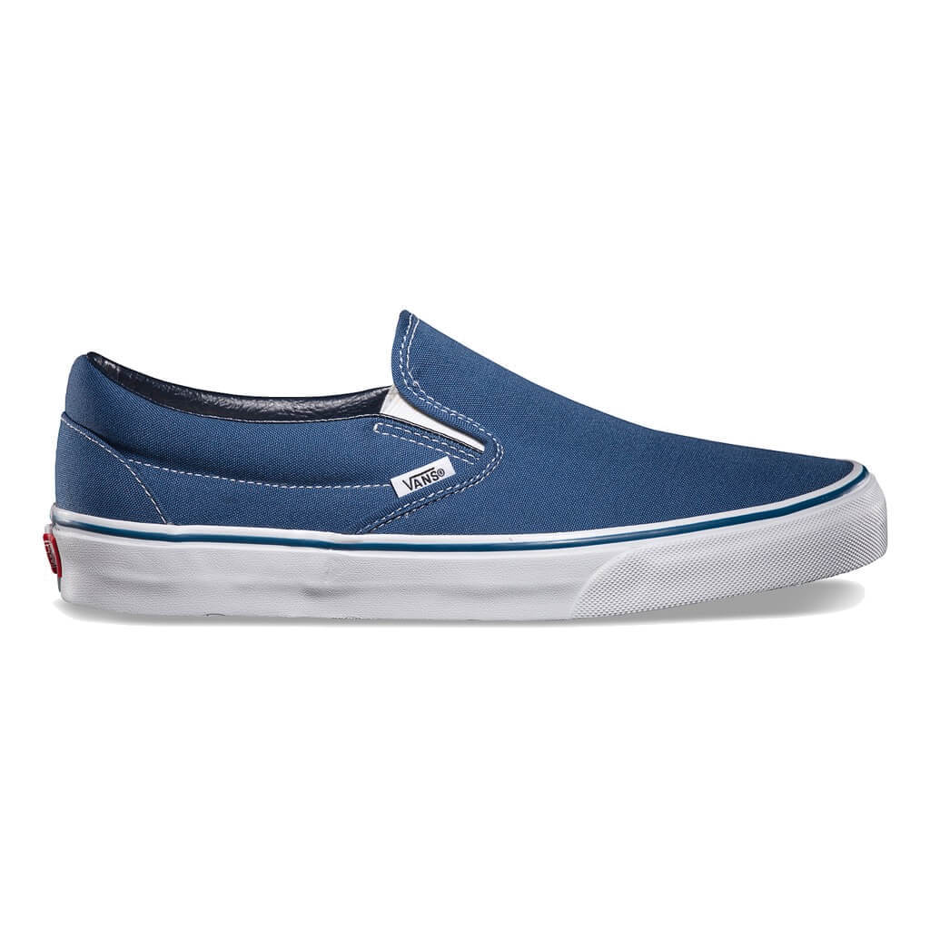 Кеды VANS Classic Slip-On (Navy)