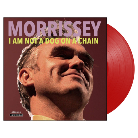 Morrissey / I Am Not A Dog On A Chain (Coloured Vinyl)(LP)