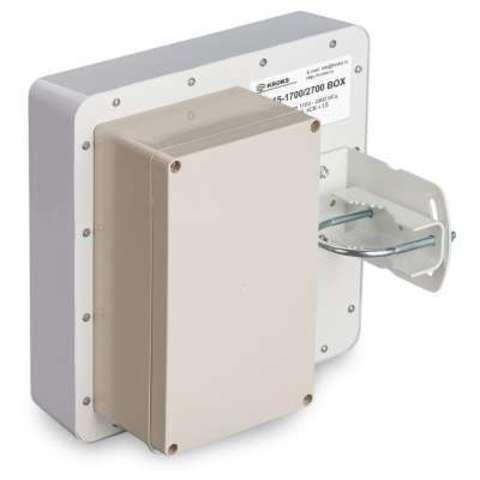 Kroks KAA15-1700/2700 BOX направленная 15 дБ 2G/3G/4G MIMO антенна с боксом для модема