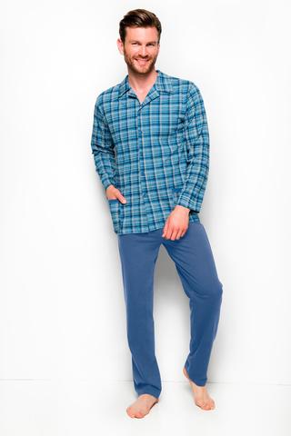 Мужская пижама 8W Gracjan 1008-1009-788 Blue Taro