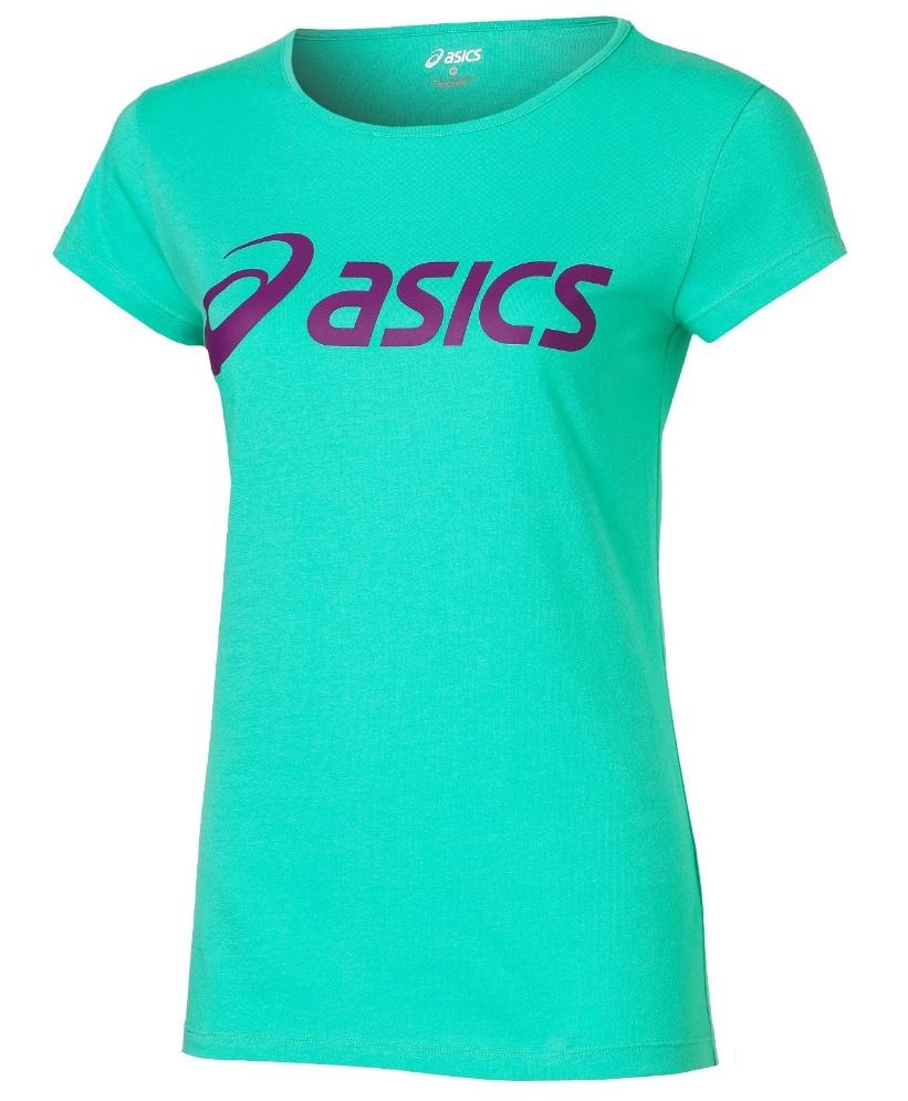 Спортивная футболка Asics Logo Tee (122863 4002) женская