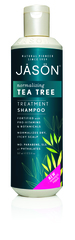Нормализующий шампунь для волос «Чайное дерево»
