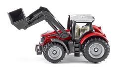 Трактор «Massey Ferguson» с ковшом
