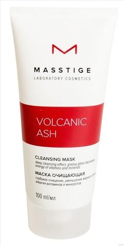 Masstige Volcanic Ash Маска очищающая для лица 100мл