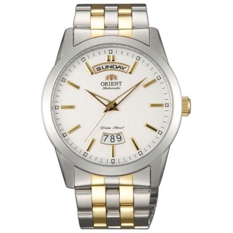 Купить Наручные часы Orient FEV0S002WH Classic Automatic по доступной цене