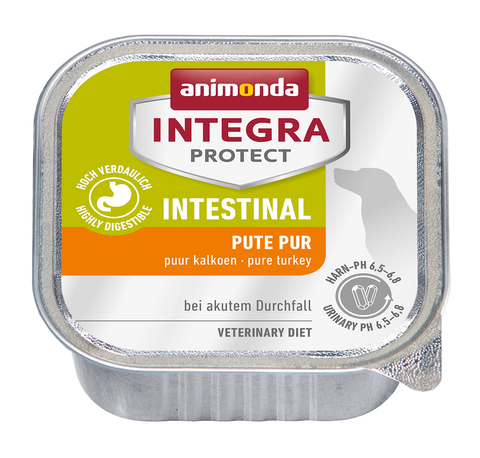 Animonda Integra Protect Dog (ламистер) Intestinal pure Turkey