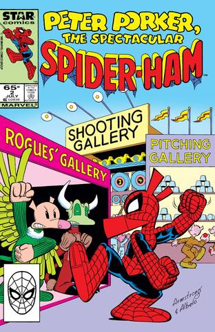 Peter Porker, the Spectacular Spider-Ham (1985) #2