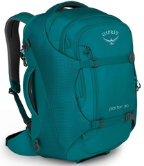 Сумка-рюкзак Osprey Porter 30 Mineral Teal