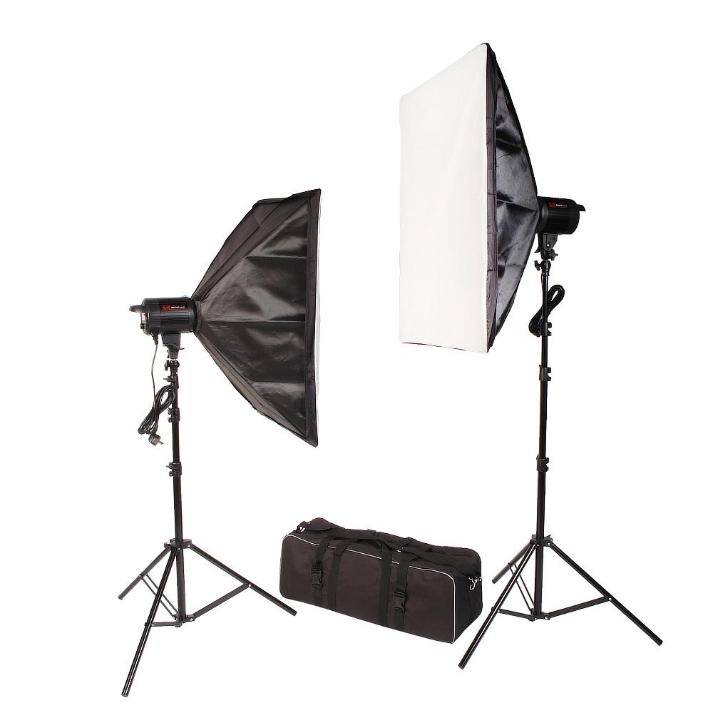 Falcon Eyes Studio LED COB275-kit