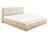 Кровать ОЛИМПИЯ-1800 с мягкой спинкой и подъемным механизмом
