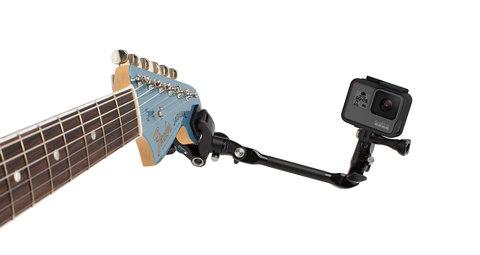 The Jam-Adjustable Music Mount - Крепление для музыкальных инструментов
