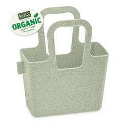 Органайзер Taschelini S Organic зелёный Koziol