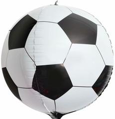 К 24'' Сфера 3D, Футбольный мяч, 1 шт.