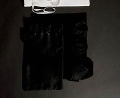 Домашние тапочки мужские Cesare Paciotti Stilleto черные